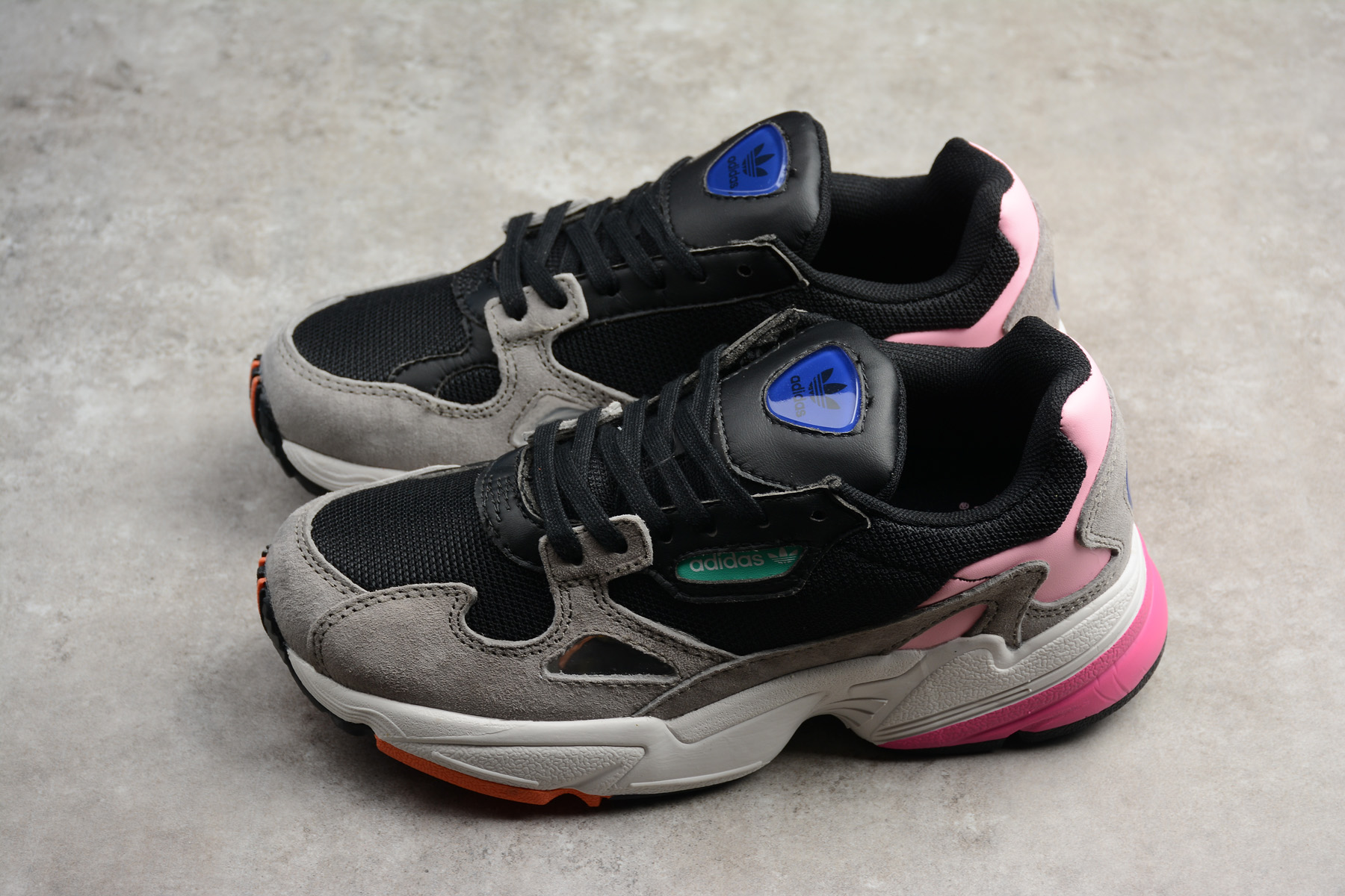 Where To Buy The Newest adidas Falcon W Core BlackCore
